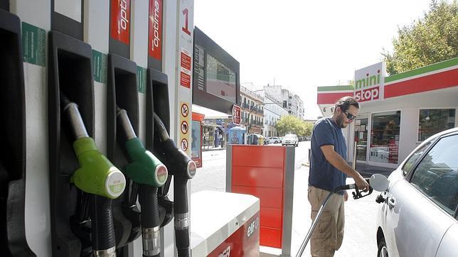 gasolinera céntimo sanitario