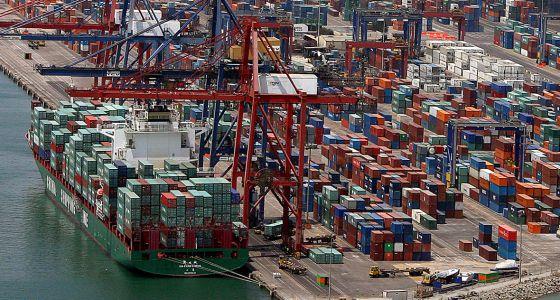 puerto de valencia contenedores