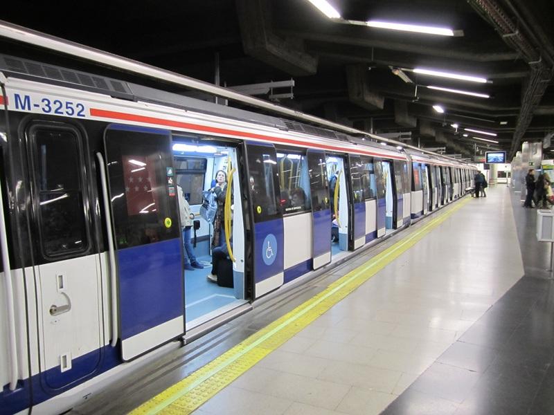 Metro-de-Madrid