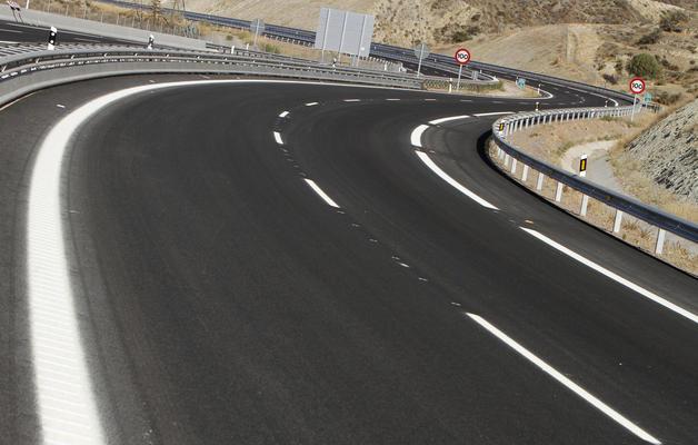 Suspensión muy dura Asfalto-carreteras