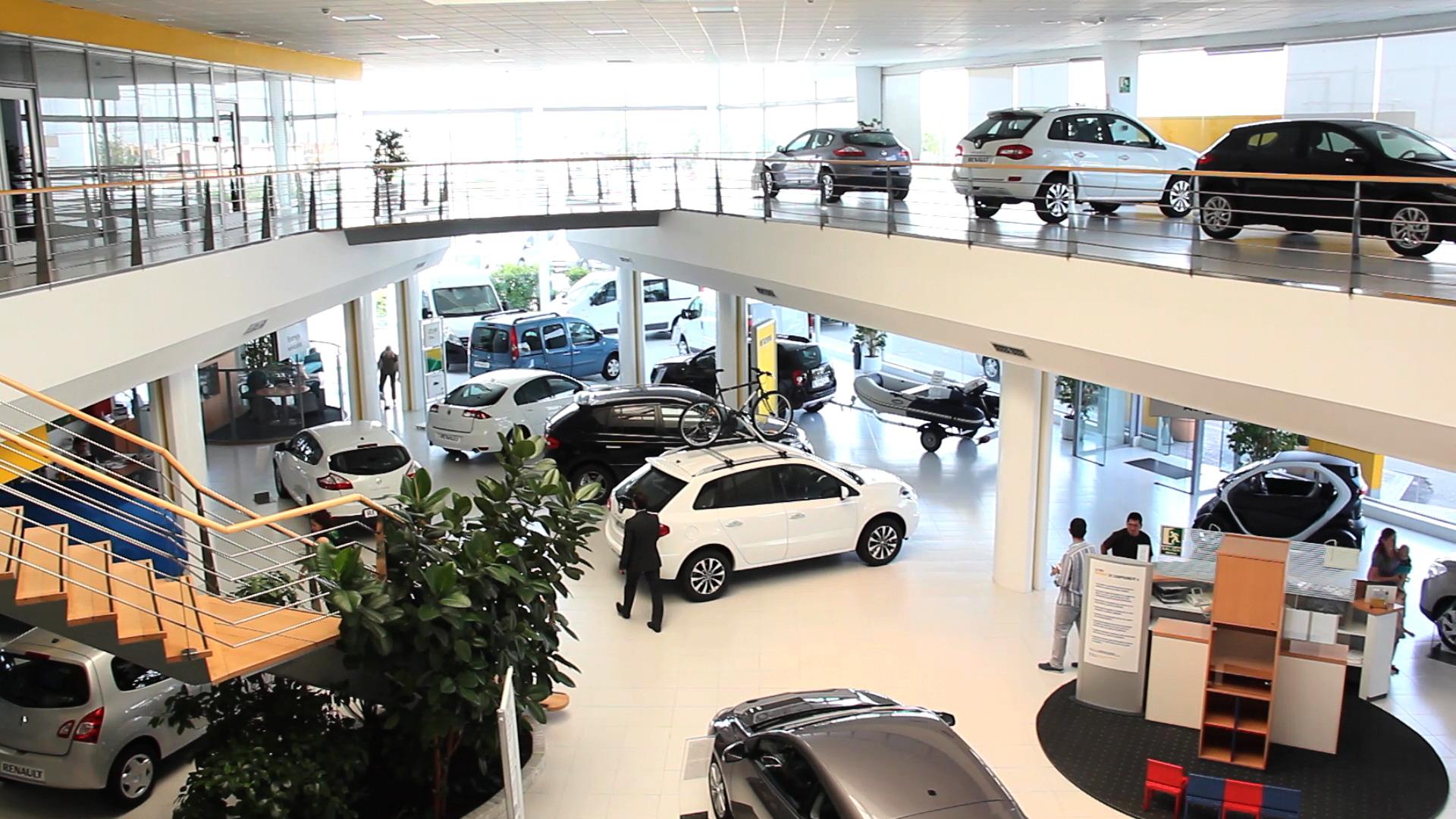 Concesionario de automóviles