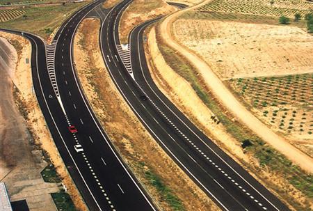 red de autopista