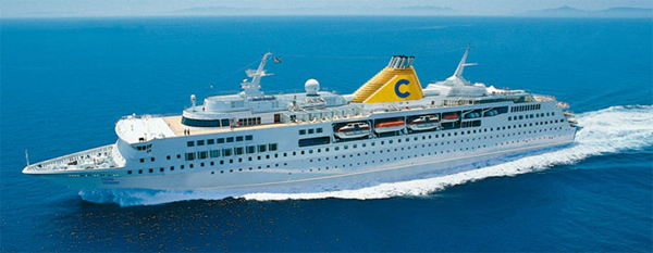 Costa Voyager crucero