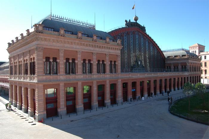Escaticón Puerta de Atocha