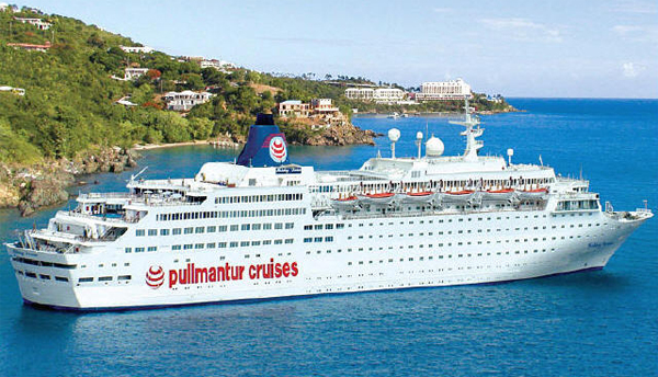 pullmantur crucero