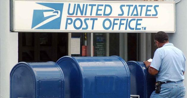servicio postal usa