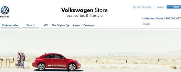 Volkswagen-accesorios
