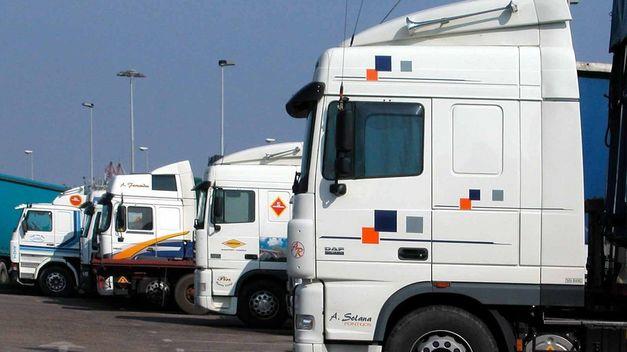 Más camiones en las carreteras americanas