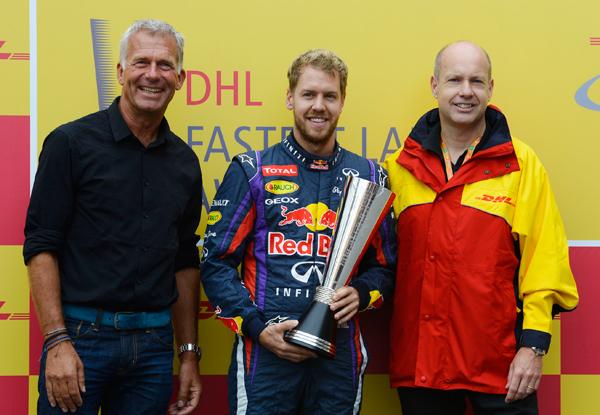 DHL-Vettel