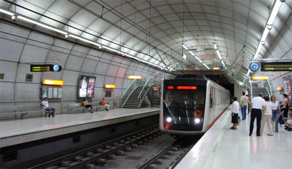 Metro-de-bilbao