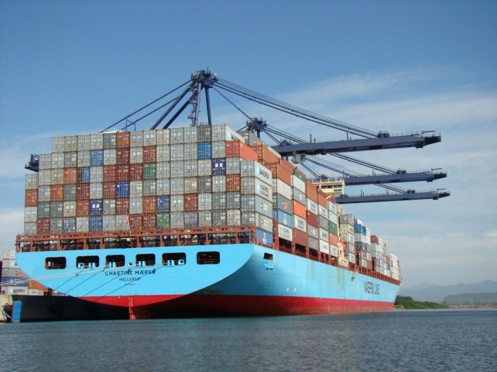 Nuevos índices de las importaciones y exportaciones marítimas de EEUU
