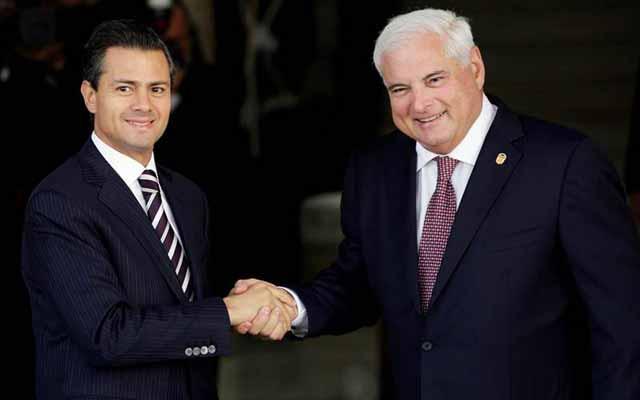 Más cerca el tratado de libre comercio México-Panamá