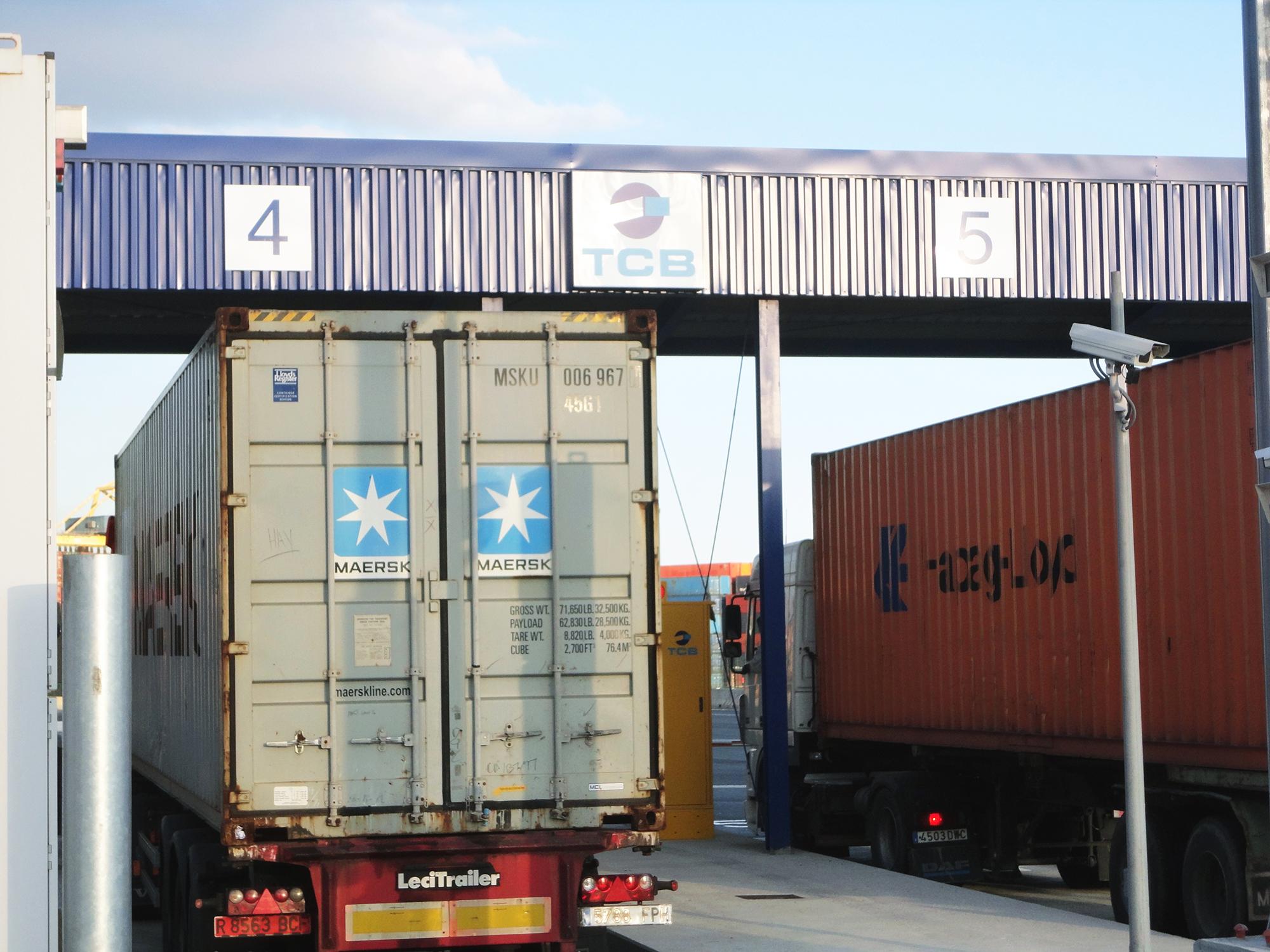 El Puerto de Barcelona inaugura sus puertas TCB