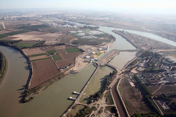 Aumenta el tráfico ferroviario en el Puerto de Sevilla