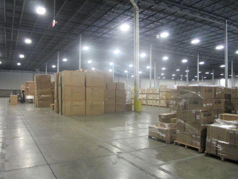 Amware Logistics ofrece ahora almacenamiento público