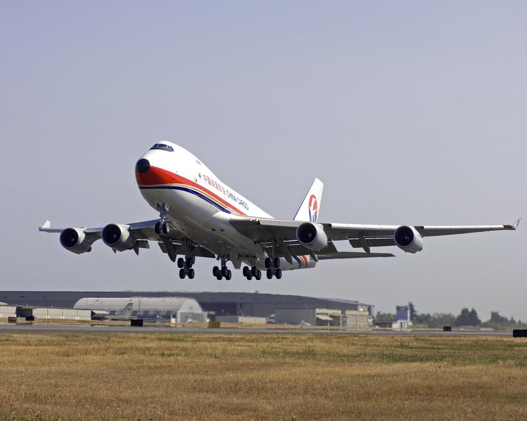 China Cargo Airlines y Jan de Rijk unen sus fuerzas
