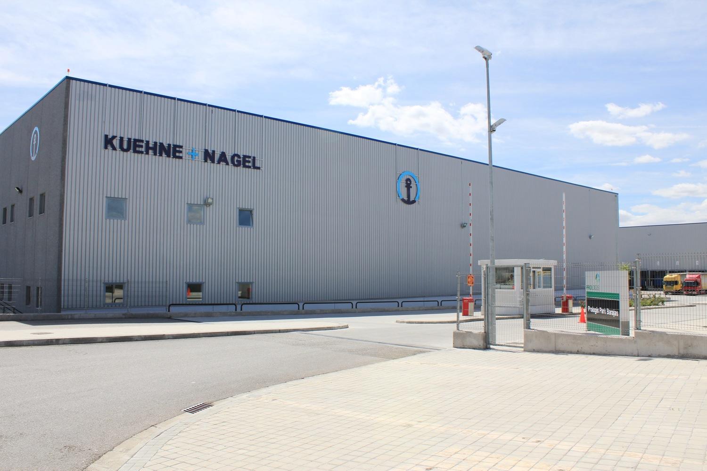 Kuehne+Nagel abre nuevo centro en Singapur