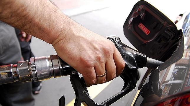El precio del diesel se reduce en EEUU