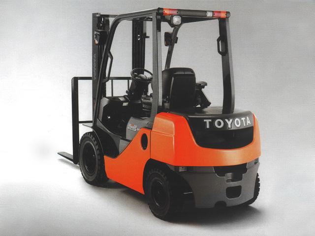 Toyota Material Handling inaugura sede y línea de productos