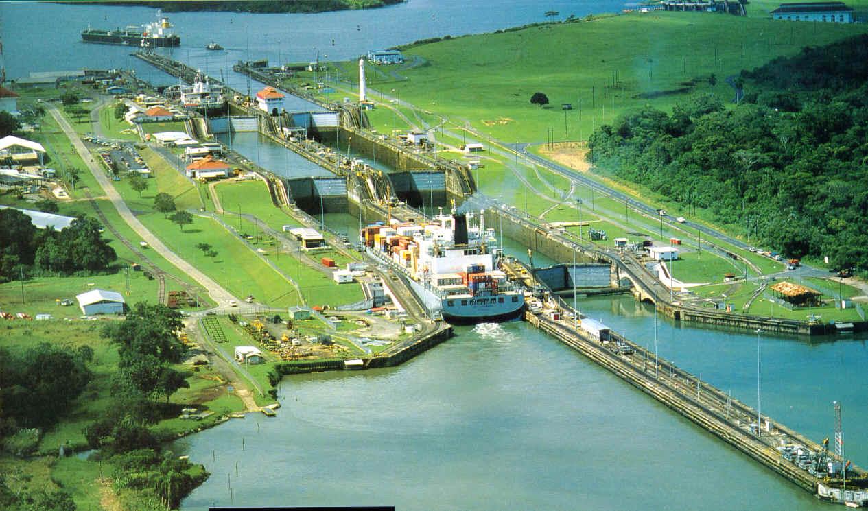Ampliación Canal Panamá beneficia la costa este de EEUU