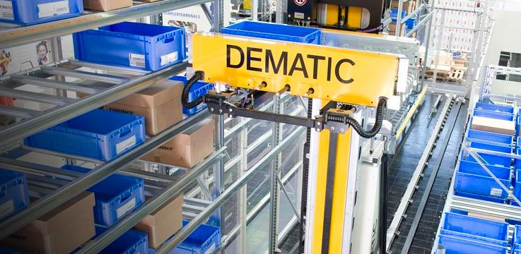Dematic adquiere Upturn Solutions
