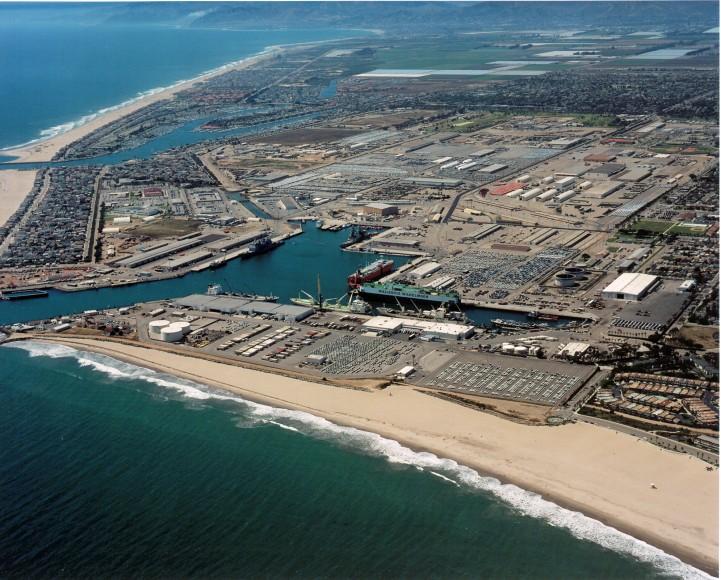 """Listo el """"Shore Side Power"""" en el Puerto de Hueneme"""
