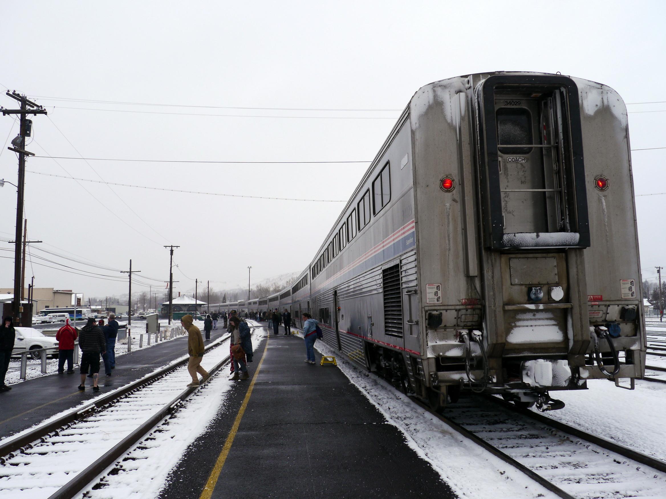 La alta velocidad en EEUU beneficia a los trenes de mercancías