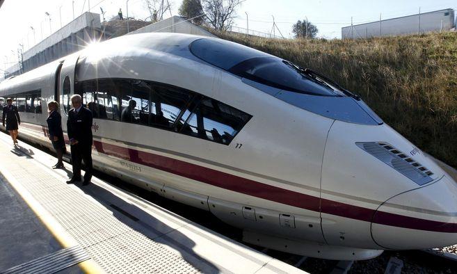 Adif saca a concurso los sistemas del ave a murcia for Barcelona paris tren hotel
