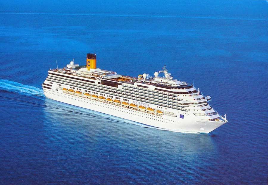 Tenerife tendrá una nueva terminal de megacruceros en 2015