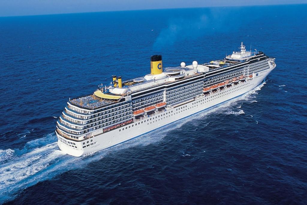 En invierno Costa Cruceros apuesta por el Mediterráneo
