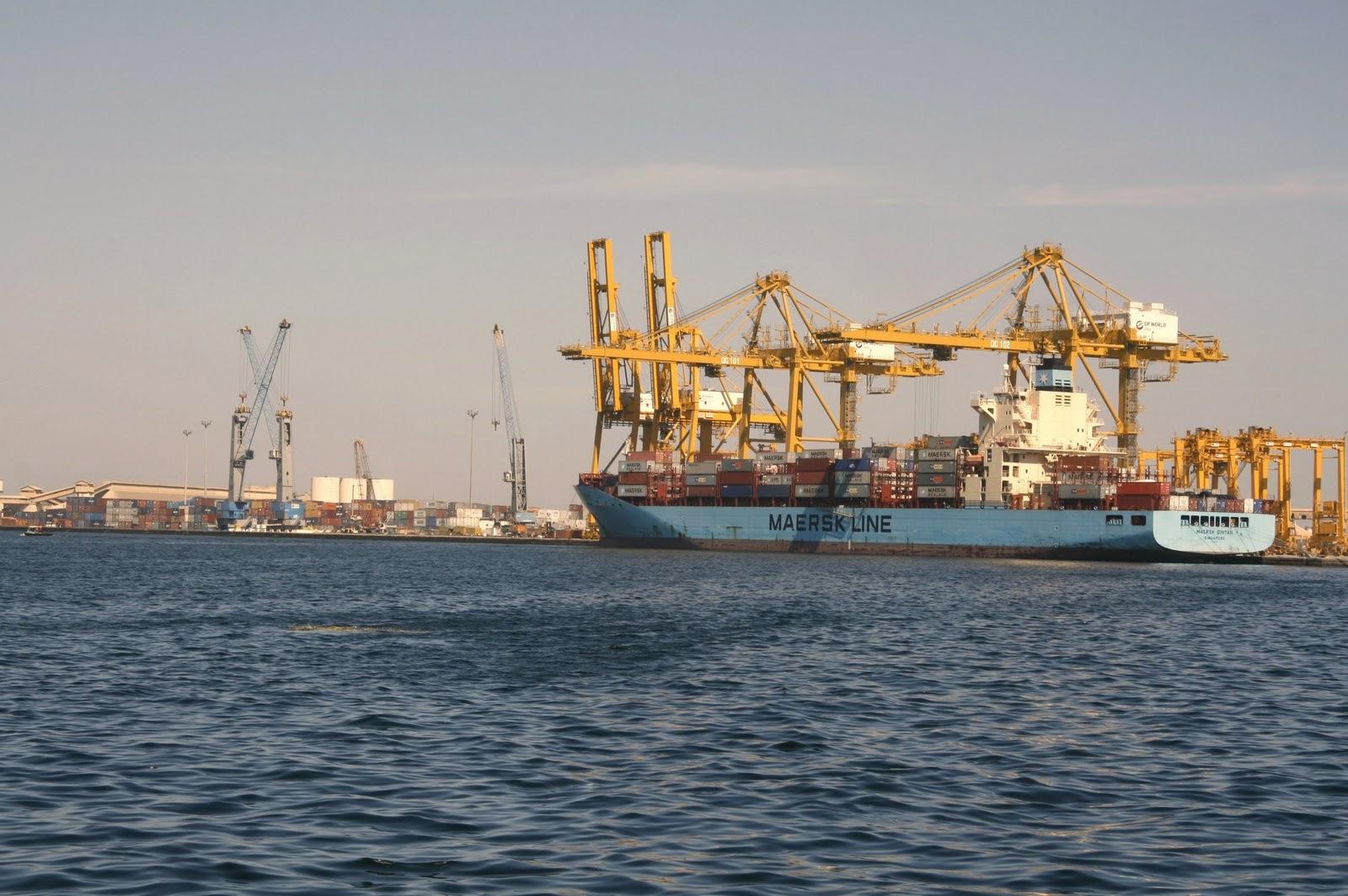 Bolloré África Logistics se adjudica el Puerto de Dakar