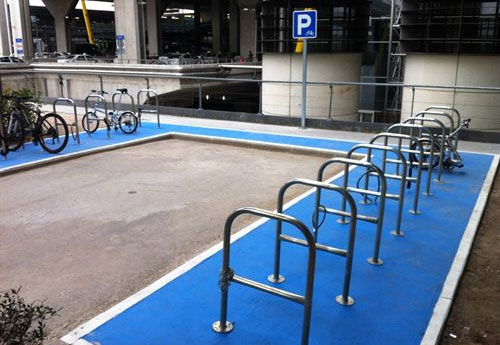 parking-bicis-barajas