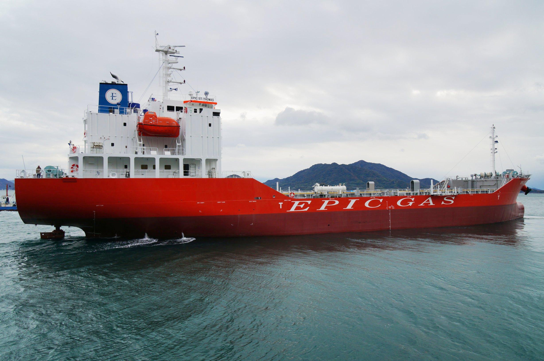 Epic Gas amplía su flota