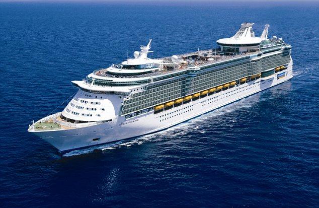 600 personas enferman en un crucero de Royal Caribbean