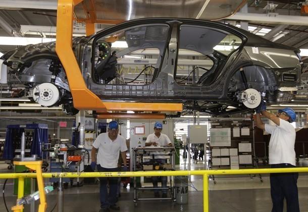Prevén repunte sector manufacturero mejicano