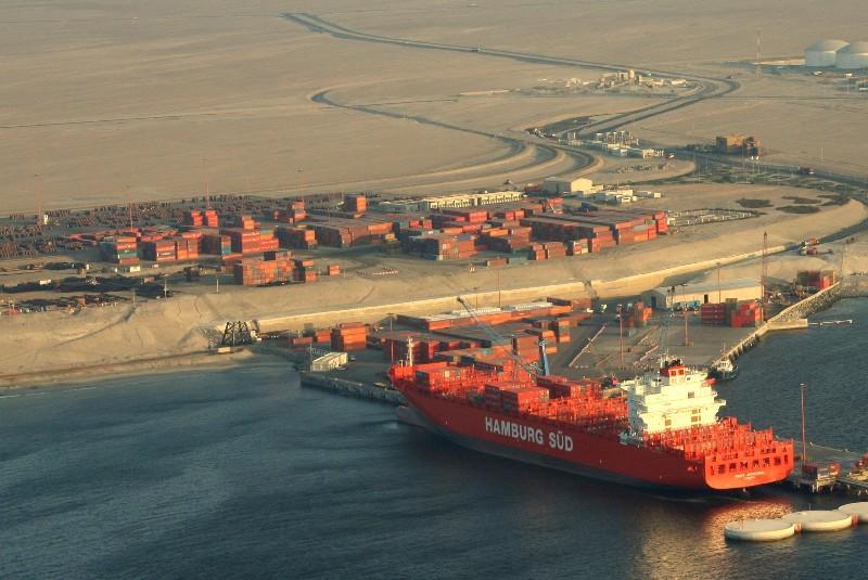 Siguen las huelgas en los puertos de Chile