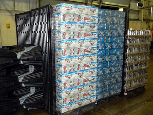 MillerCoors ahorra 8 millones en logística