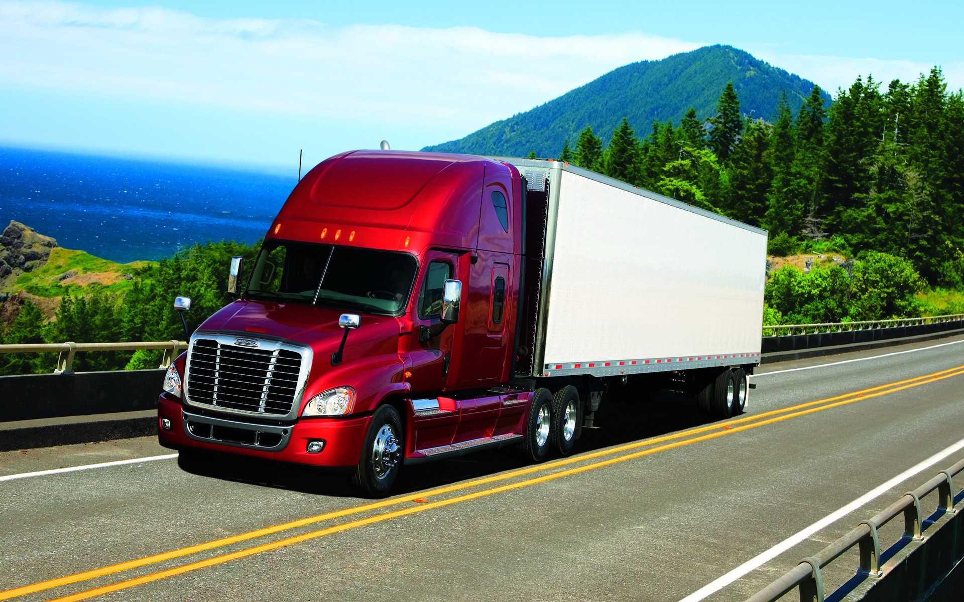 Informe revela poca actividad en el transporte de carga en EEUU