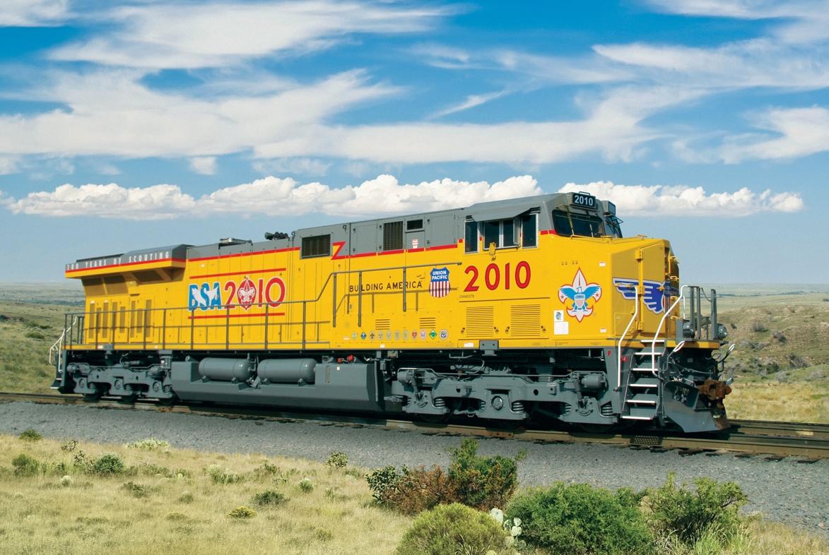 Union Pacific inicia nuevo servicio entre Laredo y Memphis