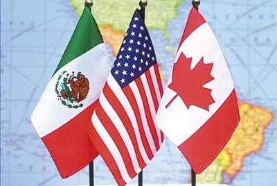 Se cumplen 20 años del acuerdo NAFTA