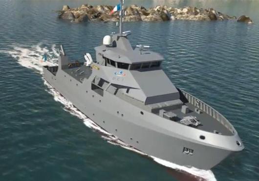 Piriou y DCNS ganan contrato de suministro con la DGA