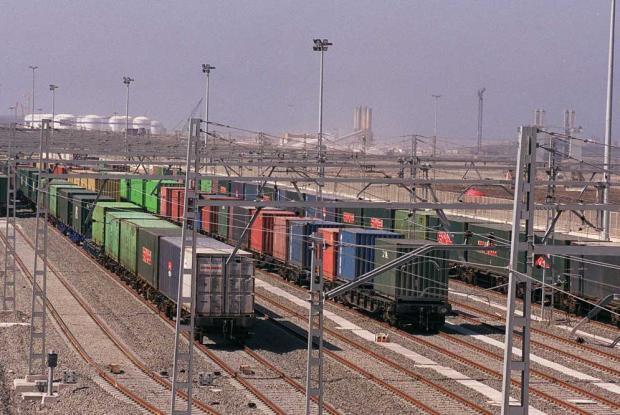 Transporte intermodal en EEUU se reduce en 2013