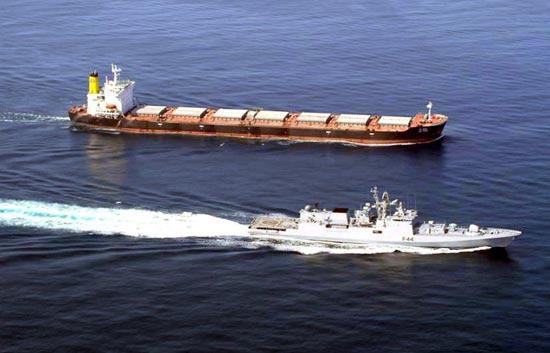 ICS aconseja sobre la piratería en Somalia