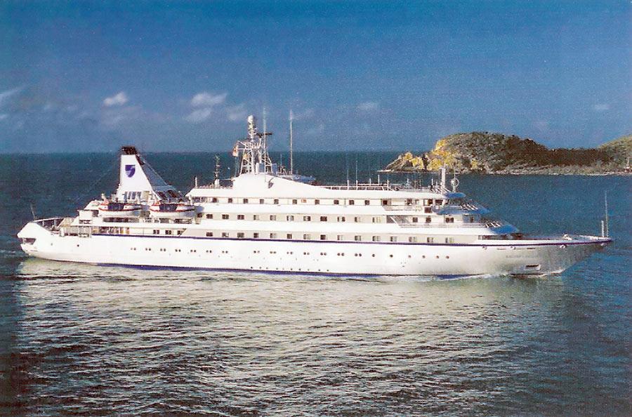 El astillero de Fincatieri construirá un buque de lujo
