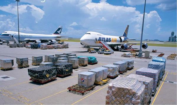 El sector de la carga aérea continúa su moderada recuperación