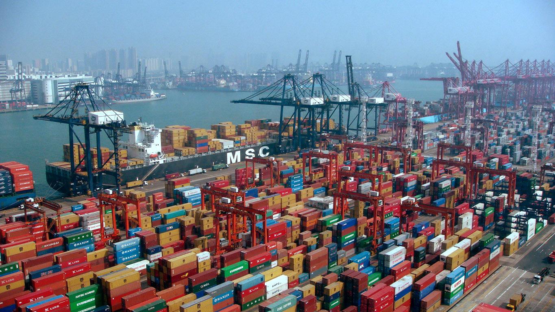 El Puerto de Baltimore busca opciones para reciclar los materiales de dragado