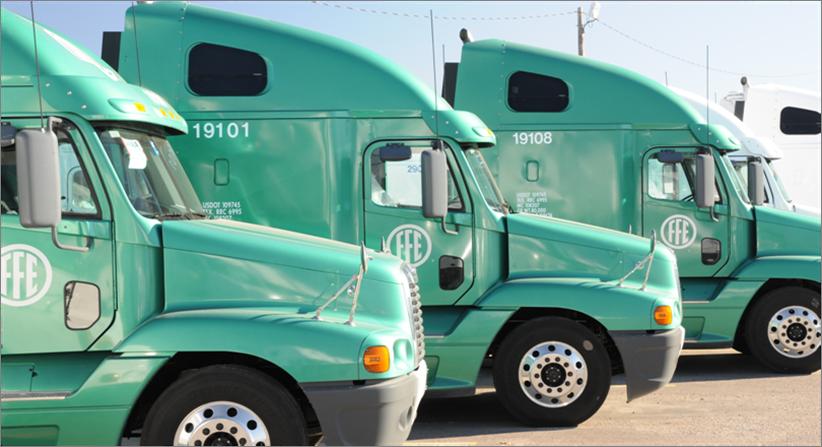 FFE Transportation gana el juicio por un accidente de tráfico
