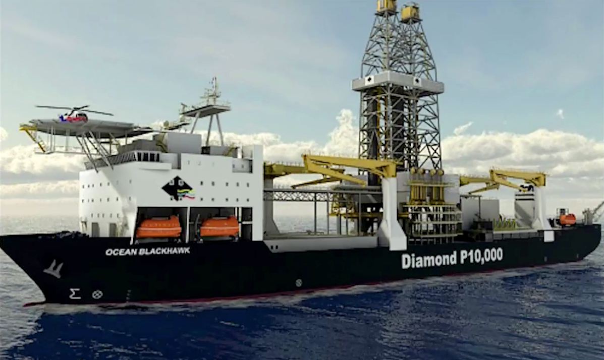 Diamond Offshore nombra nuevo CEO