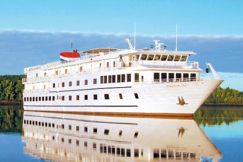 American Cruise Lines construye nuevos barcos para los ríos Misisipi y Columbia