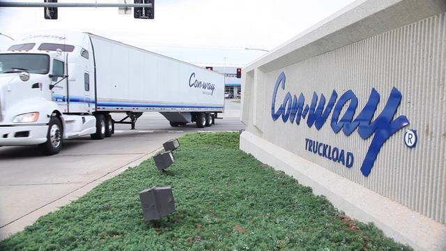 Dagnese-presidente-Con-way-Truckload